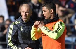 Zidane khẳng định Ronaldo không phải để bán