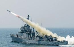 Mỹ, Nhật, Hàn chuẩn bị diễn tập chung chống tên lửa Triều Tiên