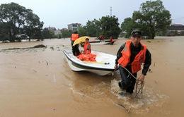 Thời tiết cực đoan hoành hành khắp Trung Quốc
