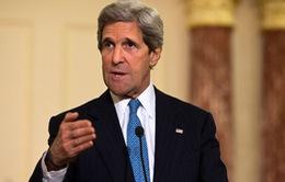Ngoại trưởng Mỹ kêu gọi Iran hợp tác