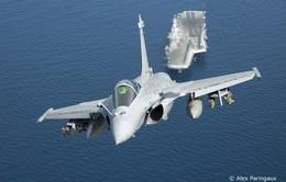 Máy bay Rafale của Pháp không kích Mosul