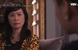 Zippo, Mù tạt và Em - Tập 25: Mẹ Sơn (Mạnh Trường) nghi ngờ Lam (Lã Thanh Huyền) có tính lăng nhăng