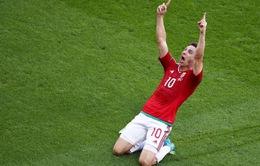 """EURO 2016: Zoltan Gera (Hungary) giành danh hiệu """"bàn thắng đẹp nhất"""""""
