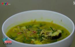 Canh cá nấu nhút: Món ăn gây thương nhớ nổi tiếng của Nghệ An