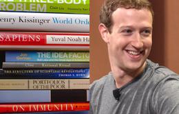 """Ông chủ Facebook Mark Zuckerberg gợi ý 23 cuốn sách """"phải đọc"""""""