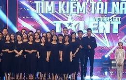 """Dàn hợp xướng trẻ và thí sinh """"bẻ xương"""" vào CK Vietnam's Got Talent"""