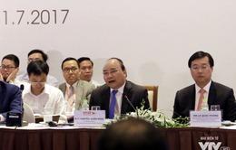 Thủ tướng Nguyễn Xuân Phúc: Doanh nghiệp Việt Nam hãy mạnh mẽ ra khơi