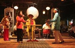Bài chòi - Trò diễn xướng dân gian đầy sáng tạo ở miền Trung