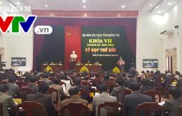 Khai mạc kỳ họp thứ 6 HĐND tỉnh Quảng Trị khóa VII