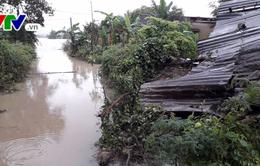 Phú Yên: Đã tìm thấy nạn nhân mất tích do nước lũ cuốn trôi