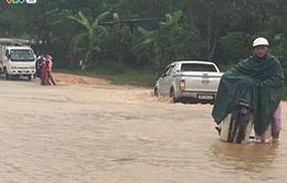 Thanh Hóa đến Thừa Thiên Huế tiếp tục mưa lớn, đề phòng lũ quét và sạt lở đất