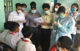 Quảng Nam: Cách ly thêm 5 ca nghi phơi nhiễm bệnh bạch hầu