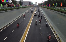 Đà Nẵng: Thông xe hầm chui Điện Biên Phủ - Nguyễn Tri Phương