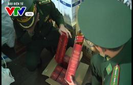 Tình hình buôn lậu vùng biên giới Quảng Trị diễn biến phức tạp