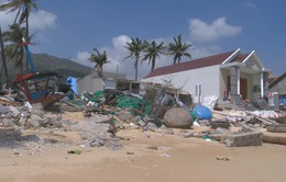 Tấm lòng sẻ chia vùng tâm bão Khánh Hòa