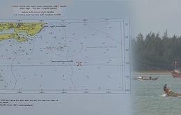 Quảng Ngãi đồng ý cho nhận chìm 62.000 khối bùn thải xuống biển