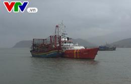 [CẬP NHẬT]: Quảng Bình cứu nạn thành công tàu cá cùng 9 thuyền viên gặp nạn