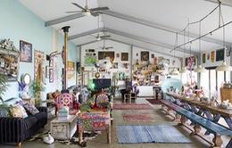 Độc đáo căn nhà ngập tràn sắc màu hoạt hình ở Australia