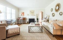 Căn nhà hơn 246 m2 sang trọng với những điểm nhấn Bohemian