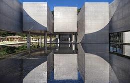 """Dự án bảo tàng với kiến trúc siêu """"độc"""" ở Hàn Quốc"""