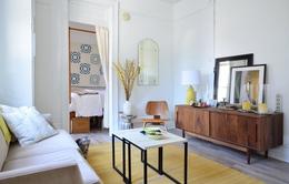 """Căn hộ hơn 30 m2 có không gian """"đánh lừa"""" thị giác"""