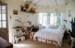 Ai chả ao ước có ngôi nhà nhỏ xinh như thế này bên biển!