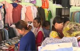 Cửa hàng 0 đồng dành cho bà con Khmer nghèo