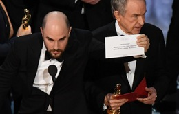 Trao nhầm giải – Khoảnh khắc siêu thực trong lịch sử của Oscar