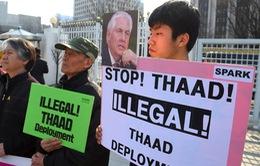 Hàn Quốc: Biểu tình rầm rộ phản đối hệ thống THAAD của Mỹ