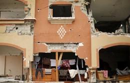 Người dân Dải Gaza sống trong cảnh khó khăn chồng chất