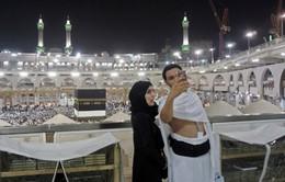 Smartphone thay đổi cách người Hồi giáo đi hành hương