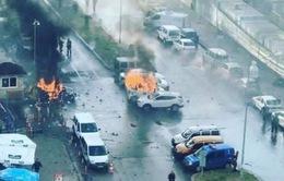 Đánh bom tại chợ đông đúc ở Syria, hơn 40 người thiệt mạng