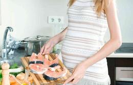 Bà bầu bổ sung Omega-3 giúp giảm hen suyễn cho con