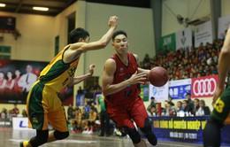 Game 2 - Chung kết VBA 2017: Thang Long Warriors tái lập thế cân bằng