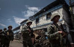 Trận chiến ác liệt tại Marawi, Philippines