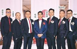 """Trương Trí Lâm """"cướp hào quang"""" của Quách Phú Thành tại đám cưới"""