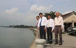 Quảng Nam: Gắn biển kè bảo vệ khu đô thị cổ Hội An