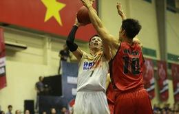 VBA 2017: Thang Long Warriors toàn thắng trong loạt derby Thủ đô
