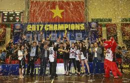 VBA Finals 2017 - Game 5: Xuất sắc ngược dòng, Thang Long Warriors lần đầu vô địch