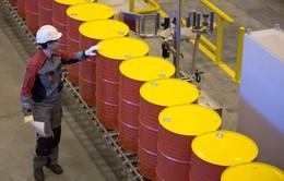 Giá dầu rơi xuống mức thấp nhất trong vòng gần 3 tháng