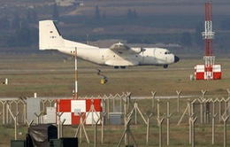 Thổ Nhĩ Kỳ cấm nghị sỹ Đức thăm căn cứ không quân