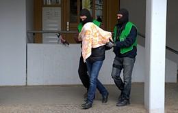 Đức bắt giữ kẻ tình nghi lên kế hoạch tấn công khủng bố