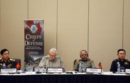 Kết thúc Hội nghị Tư lệnh Lực lượng quốc phòng châu Á - Thái Bình Dương