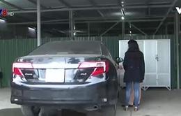 Thu giữ nhiều ô tô, xe máy không có giấy tờ tại TT-Huế