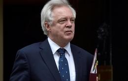 Anh hy vọng đạt thỏa thuận thương mại cuối với EU năm 2019
