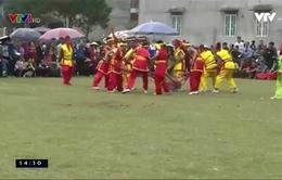 Bắc Giang khôi phục lễ cướp cầu móc