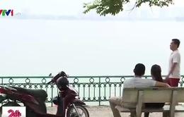 Hồ Hà Nội với nhịp sống người dân đô thị