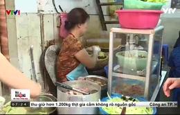 Vệ sinh ẩm thực đường phố: Ý thức người tiêu dùng đã được nâng cao