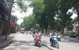 Nắng nóng tiếp tục xuất hiện trên diện rộng ở các tỉnh thành Trung Bộ