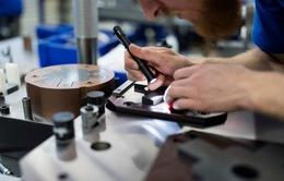 50% doanh nghiệp tại Thụy Sĩ xem xét di dời sản xuất ra nước ngoài